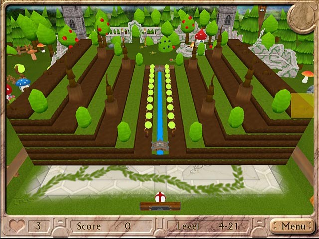 Ball-Buster Collection Game screenshot 3