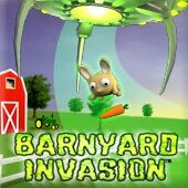 Free Barnyard Invasion Game
