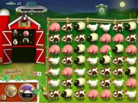 Barnyard Invasion Game screenshot 1
