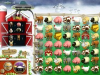 Barnyard Invasion Game screenshot 3