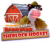 Free Barnyard Sherlock Hooves Game