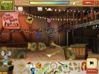 Barnyard Sherlock Hooves Game screenshot 1