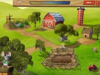 Barnyard Sherlock Hooves Game screenshot 2