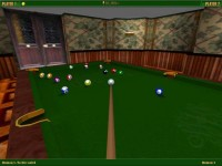 Baskerville Club Game screenshot 1