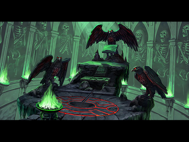 Bathory: The Bloody Countess Game screenshot 3