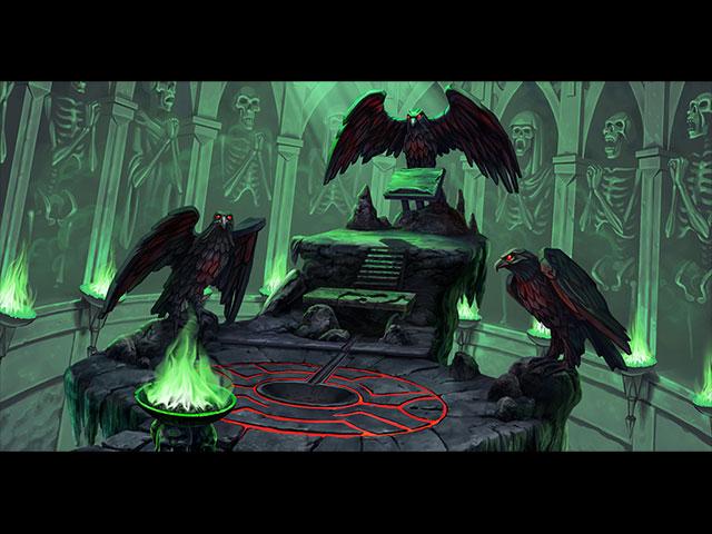 Bathory: The Bloody Countess Game screenshot 3
