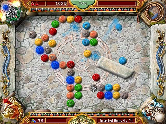 Bato: Treasures of Tibet Game screenshot 1