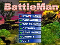 Battleman Game screenshot 2