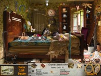 Becky Brogan: The Mystery of Meane Manor Game screenshot 1