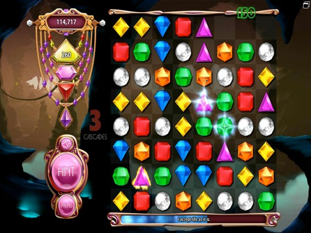 Bejeweled 3 Game screenshot 4