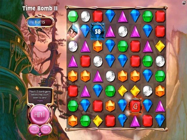 Bejeweled 3 Game screenshot 5