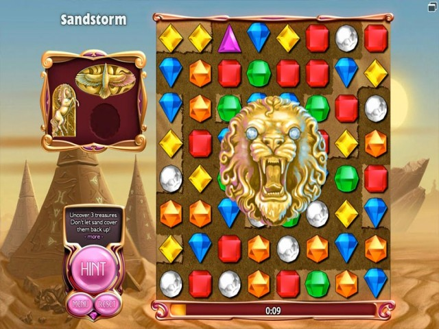 Bejeweled 3 Game screenshot 7