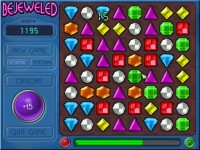 Bejeweled Deluxe Game screenshot 1