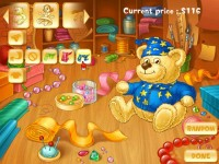 Believe in Sandy: Holiday Story Game screenshot 2