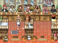 Betty's Beer Bar Game screenshot 1
