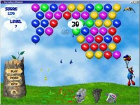 Big Balloon Blowout Game screenshot 2