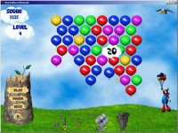 Big Balloon Blowout Game screenshot 3