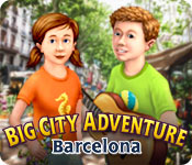 Free Big City Adventure: Barcelona Game