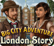 Free Big City Adventure: London Story Game