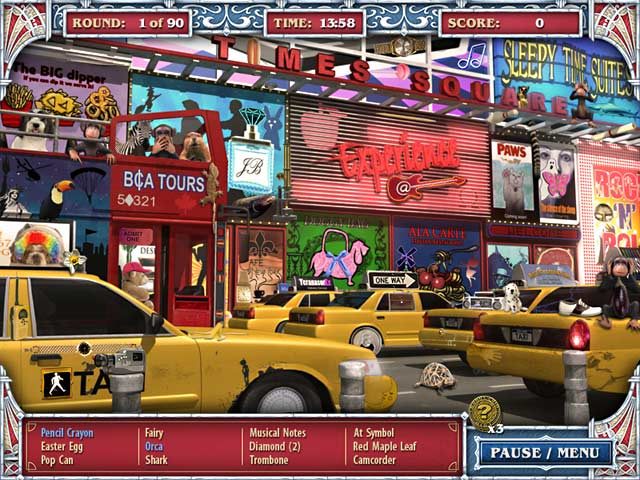 Big City Adventure: New York City Game screenshot 1
