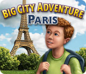 Free Big City Adventure: Paris Game