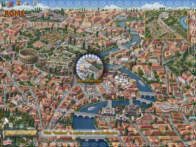 Big City Adventure: Rome Game screenshot 2