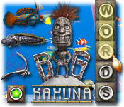 Free Big Kahuna Words Game