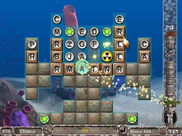 Big Kahuna Words Game screenshot 3