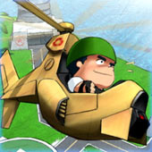 Free Billy Bob: Invasion to the Flying Island Game