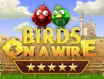 Free Birds On A Wire Game