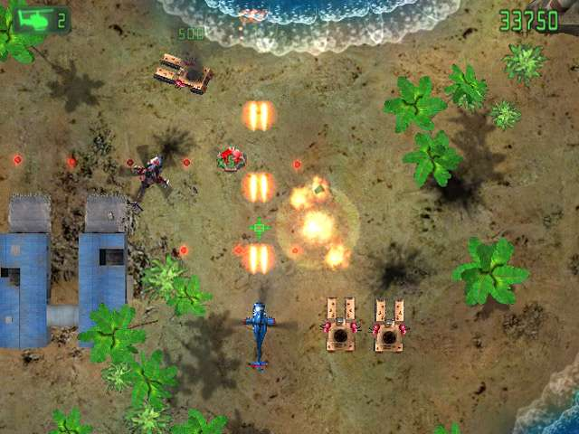 Blackhawk Striker 2 Game screenshot 2