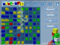 Blockade Game screenshot 1