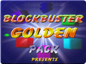Free BlockBuster Golden Pack Game
