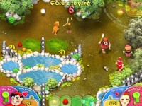 Bloom Busters Game screenshot 2