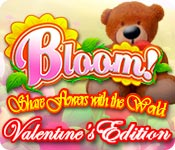 Free Bloom! Share flowers with the World: Valentine's Edition Game