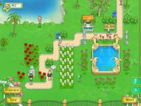 Blooming Daisies Game screenshot 1
