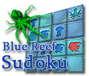 Free Blue Reef Sudoku Game