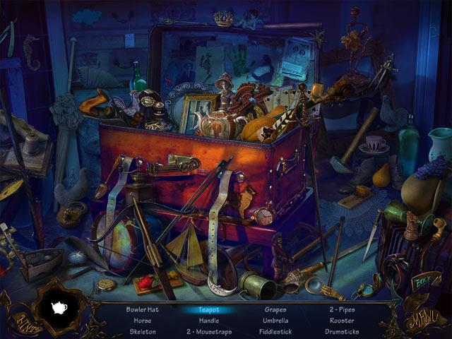 Bluebeard's Castle Game screenshot 2