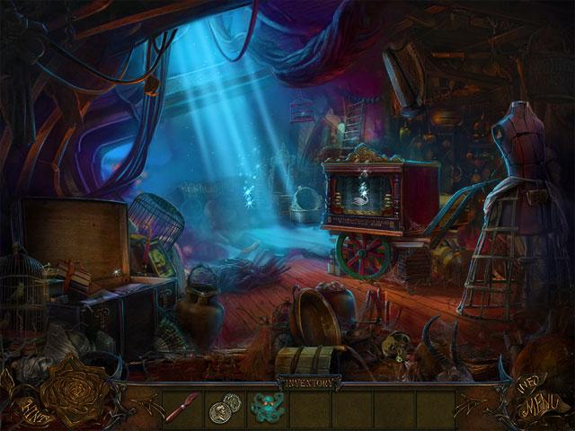 Bluebeard's Castle Game screenshot 3