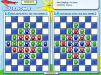 Bluerows Game screenshot 2
