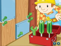 Bob the Builder: Can-Do Carnival Game screenshot 1