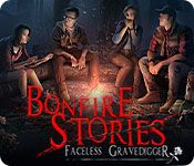 Free Bonfire Stories: Faceless Gravedigger Game