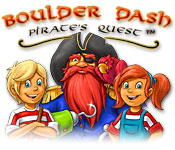 Free Boulder Dash: Pirate's Quest Game