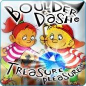 Free Boulder Dash: Treasure Pleasure Game