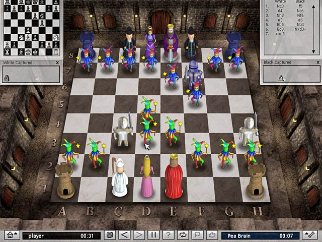 Brain Games: Chess Game screenshot 3