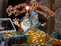 Brave Dwarves: Back for Treasures Game screenshot 1