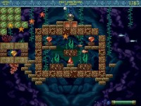 Bricks of Atlantis Game screenshot 1
