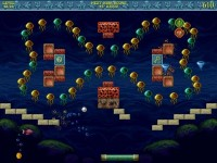 Bricks of Atlantis Game screenshot 2