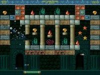 Bricks of Atlantis Game screenshot 3