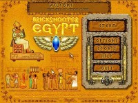 Brickshooter Egypt Game screenshot 1